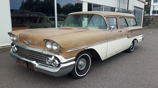 Picture of 1958 Chevrolet Yeoman