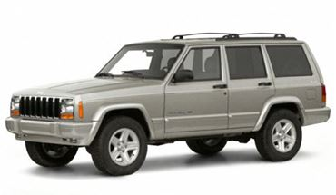 Picture for category 99-04 Jeep Grand Cherokee