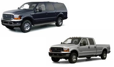 Picture for category 00-05 Excursion + 99- F-250 & F-350 SD