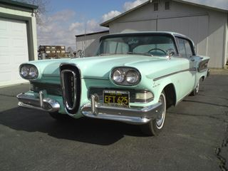Picture of 1958 Edsel Corsair