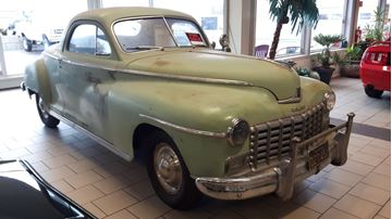 Bilde av 1947 Dodge Bussiness Coupe