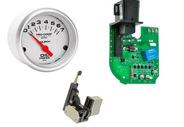 Bilde for kategori Instrumenter, moduler