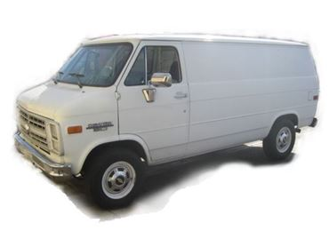 Picture for category 79-95 Chevrolet G30 Van