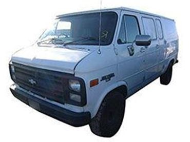 Picture for category 79-95 Chevrolet G20 Van