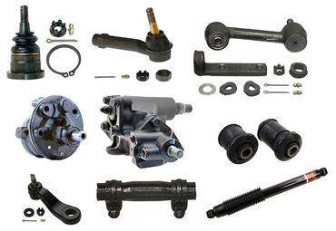 Picture for category For-Bakstilling, Styring, Dempere