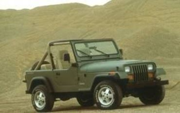 Picture for category 87-95 Jeep Wrangler YJ