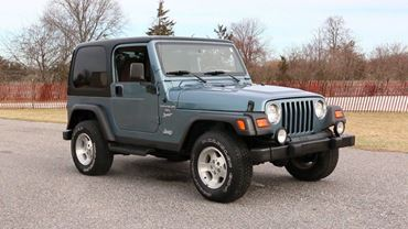 Picture for category 97-06 Jeep Wrangler TJ
