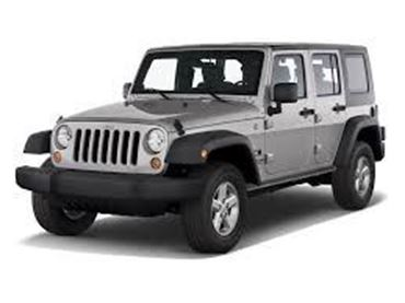 Picture for category 06-18 Jeep Wrangler