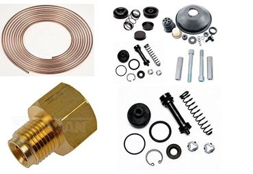 Bilde for kategori Bremserør, nipler, montering og rep.sett