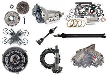 Bilde for kategori Drivsystem
