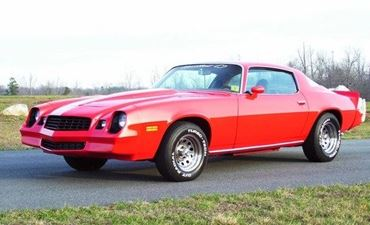 Picture for category 70-81 Chevrolet Camaro