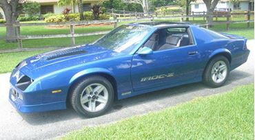 Picture for category 82-92 Chevrolet Camaro