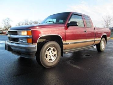 Picture for category 94-99 Chevrolet Pickup K1500