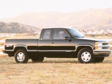 Picture for category 94-99 Chevrolet Pickup K2500