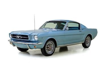 Picture for category 64-66 Ford Mustang