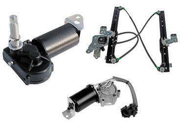 Bilde for kategori Elektriske motorer