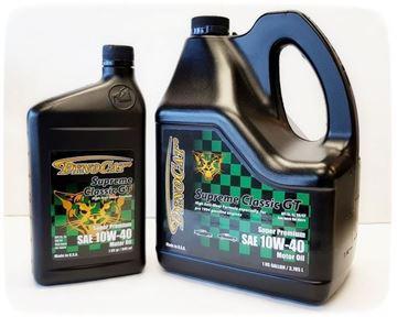 Picture of Oil Dynocat 20W-50 supreme classic GTR 3,78l api s