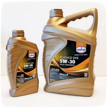 Bilde av Oil Eurol Fluence DXS Full synt 5W-30 1.L