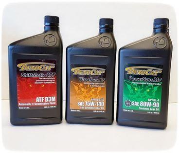 Bilde for kategori Differensial oljer