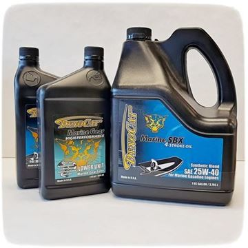 Picture of Marine gearoil hp 1.qt