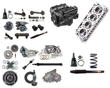 Bilde for kategori Mekaniske deler