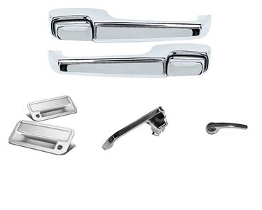 Picture for category Door handles