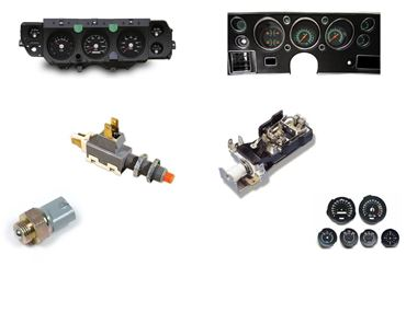 Picture for category Instruments and switches