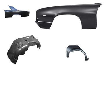 Picture for category Fenders and related