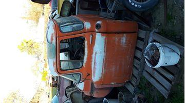 "Bilde av 1957-58 Chevy pickup cab ""big back window"""