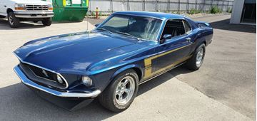Picture of 1969 Ford Mustang Boss 302